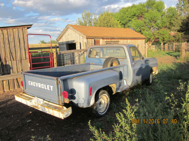 1973 Chevrolet Other Pickups