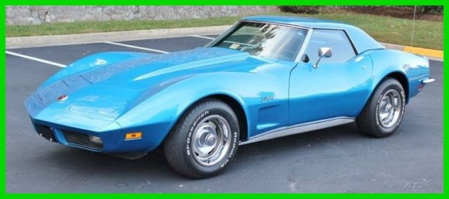 1973 Chevrolet Corvette Stingray Roadster