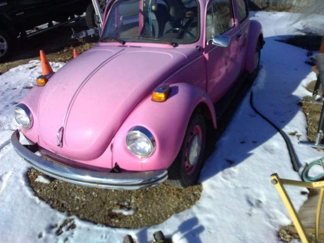 1973 Super Beetle With Rare Automatic Transmission For Sale Photos