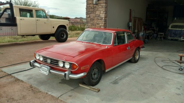 1973 Triumph Other
