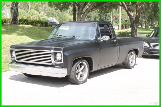 1973 Chevy Truck >> 1973 Truck Used Automatic Rwd Pickup Truck Chevrolet Chevy C 10 C10