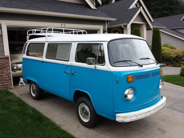 8240c2c04d 1973 Volkswagen Bay window Pick up only no shipping. for sale ...