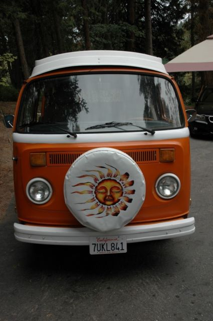 1973 Volkswagen Bus/Vanagon Base