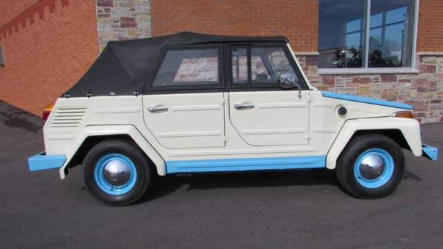 1973 Volkswagen Thing An All Original Car