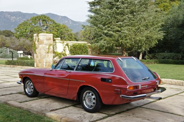 1973 Volvo 1800 ES Sport Wagon one registered owner from new  NO