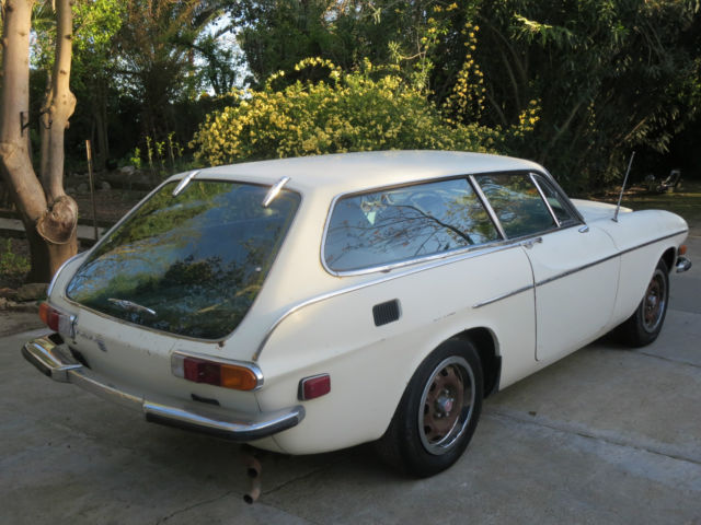 1973 Volvo P1800ES P 1800 ES 3 door sports wagon P1800ES
