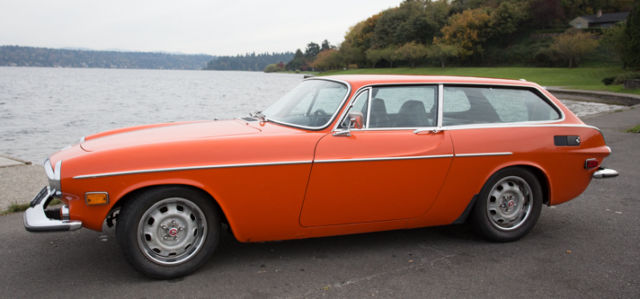1973 Volvo P1800 ES 2dr Estate Hatchback