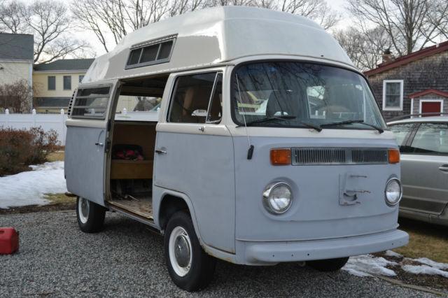 916715de70 1973 VW Bay Window Transporter Van Automatic High Top for sale ...