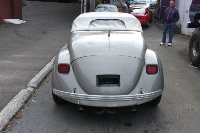 vw beetle custom bug      ford convertible  sale  technical
