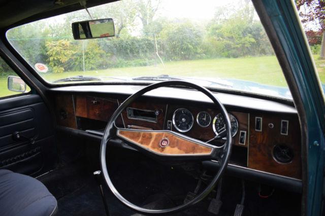 1973 Wolseley \u0027Six\u0027 2200 Landcrab upscale Classic Mini 4-door BMC very nice! & 1973 Wolseley \u0027Six\u0027 2200 Landcrab upscale Classic Mini 4-door BMC ...