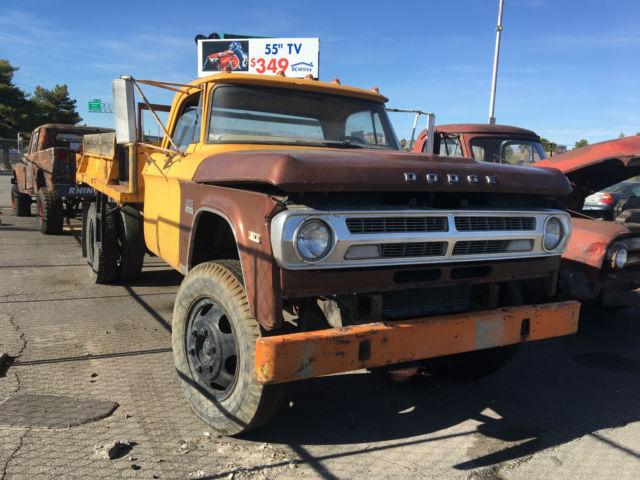 1973 Dodge Other Pickups Base