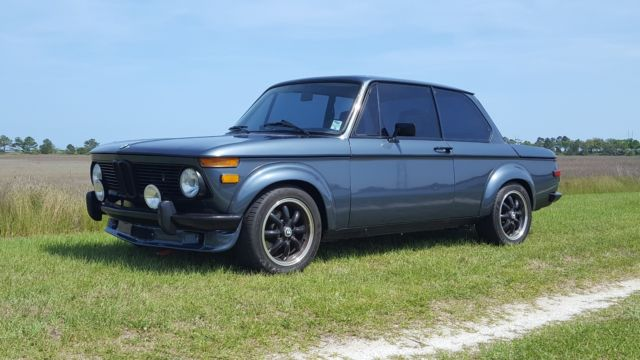 19731975 Bmw 2002 Turbo For Sale Photos Technical Specifications