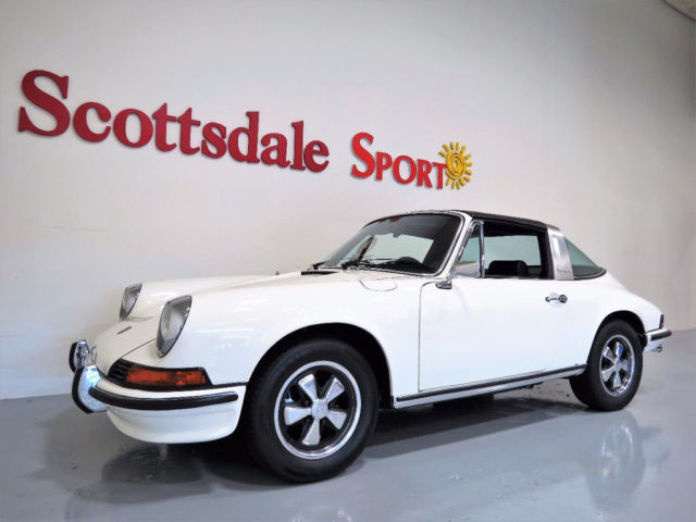 "1973 Porsche 911 ONLY 54K MILES,1/2 YR PRODUCTION ONLY ""CIS"" INJECT"