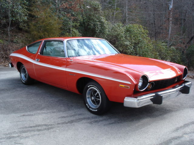 1974 AMC Matador X Coupe