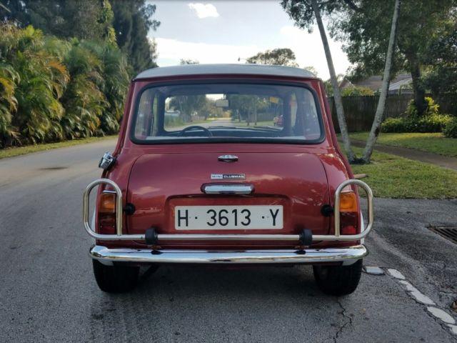 1974 Austin Mini 1100 Clubman Special For Sale Photos Technical