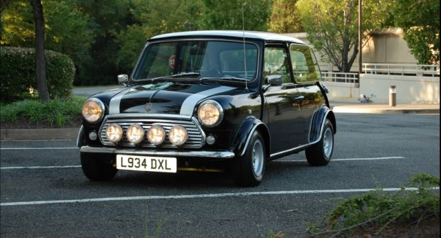 Mini Cooper Wide Tires >> 1974 Austin Mini Cooper Classic 1340 cc for sale: photos, technical specifications, description