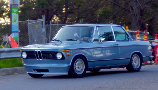 1974 BMW 2002 NON SUNROOF