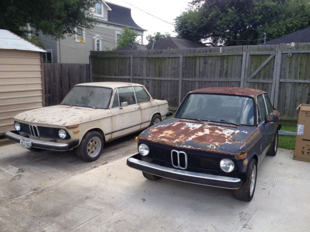 Bmw 2002 Tii Race Car >> 1974 BMW 2002 tii 4-speed for Parts or Restoration for sale: photos, technical specifications ...