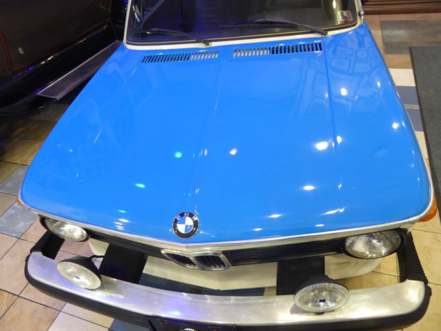 1974 Bmw 2002 Tii Many Upgrades Great Conditon Real Tii