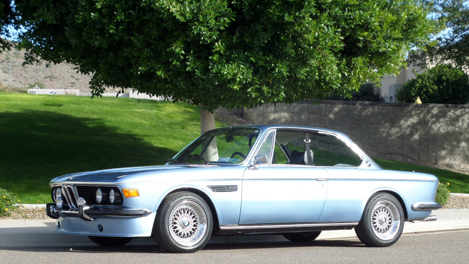 1974 BMW Other E9 Coupe 3.0 CS CSI
