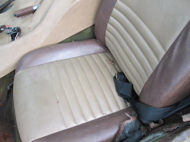 1974 Green Other Makes with Tan interior