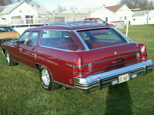 1974 buick estate wagon for sale photos technical specifications description. Black Bedroom Furniture Sets. Home Design Ideas