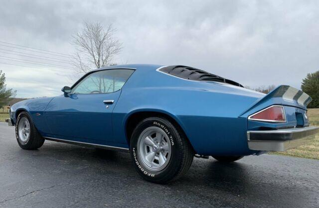 1974 Camaro Z28! Built 383 Stroker Motor, 4 Spd! PS, PDB
