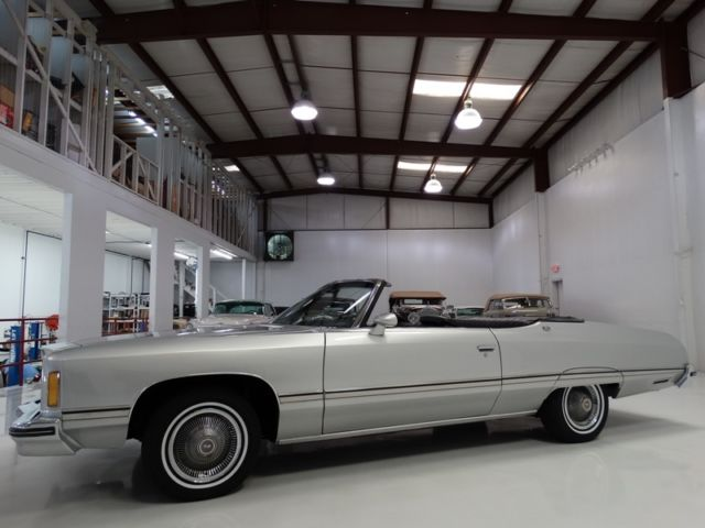 1974 Chevrolet Caprice ONLY 15,544 ACTUAL MILES! 400-TURBO FIRE V8!