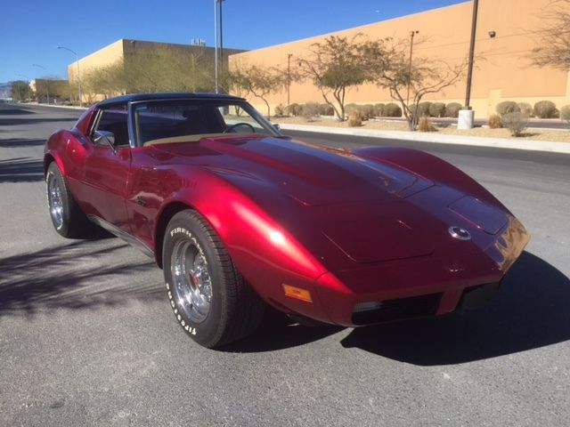 1974 Chevrolet Corvette 4 Speed
