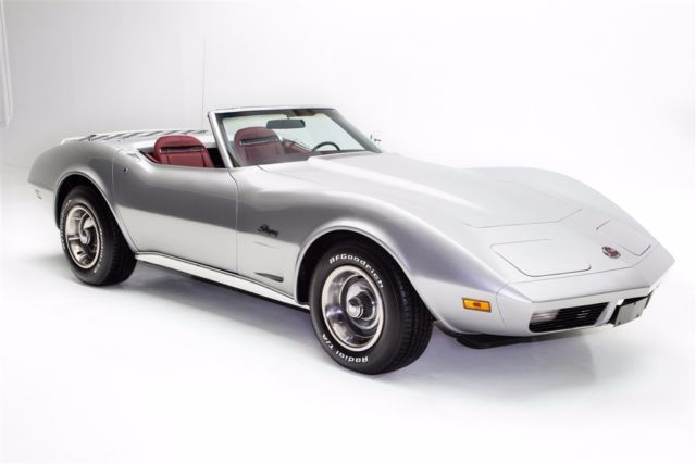 1974 Chevrolet Corvette Numbers Matching L48 2 Tops, Roadster