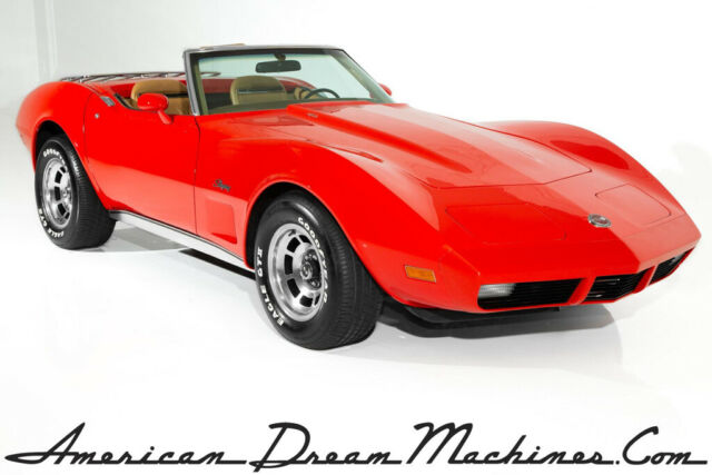 1974 Chevrolet Corvette #s Match 454 4-Speed