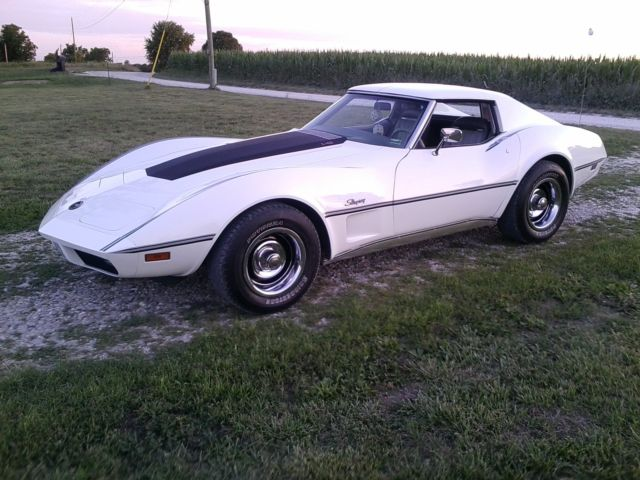 1974 Chevrolet Corvette Base