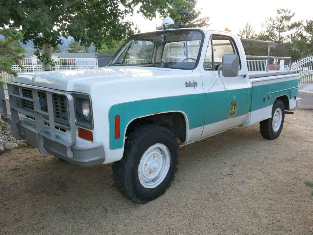 1974 chevrolet k20 service truck 4wd very nice nevada truck for sale photos technical. Black Bedroom Furniture Sets. Home Design Ideas
