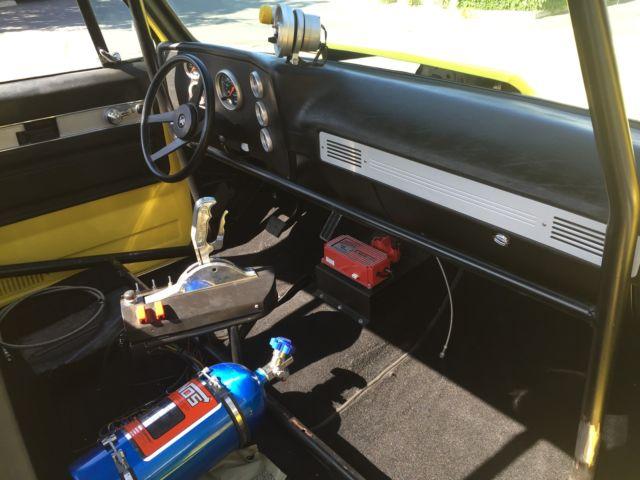 1974 chevrolet pro street drag race truck nhra certifed fresh restoration for sale photos. Black Bedroom Furniture Sets. Home Design Ideas
