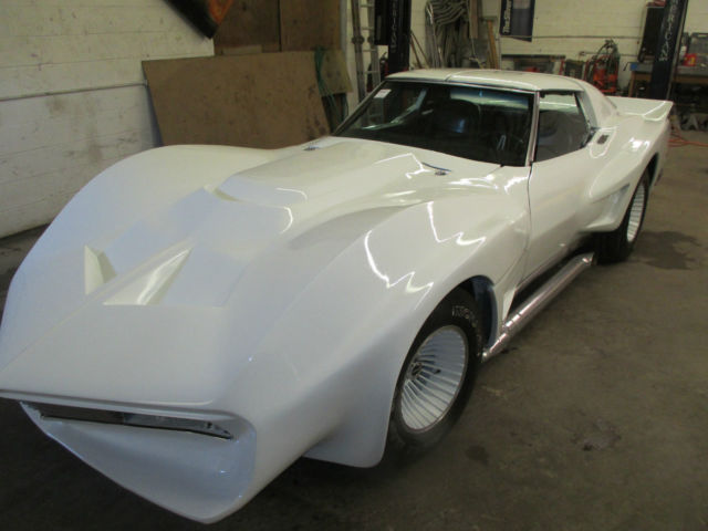 1974 Chevrolet Corvette GREENWOOD