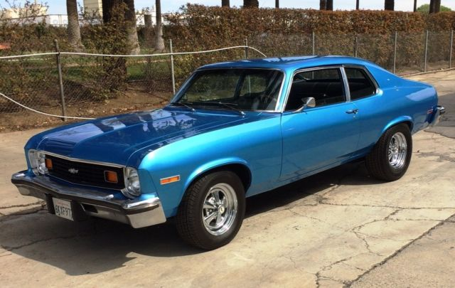 1974 Chevy Nova Muscle Car For Sale Photos Technical