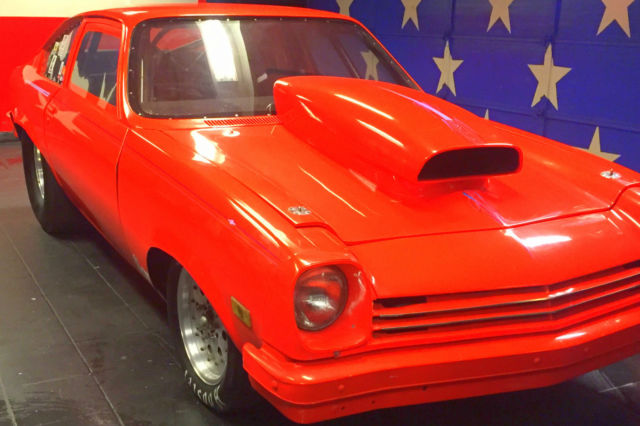 1974 Chevrolet Vega Drag Car