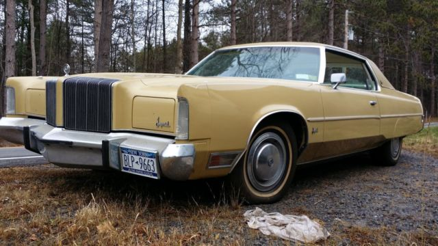 1974 Chrysler Imperial LeBaron