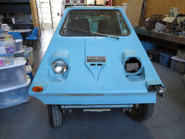 1974 Other Makes Citicar