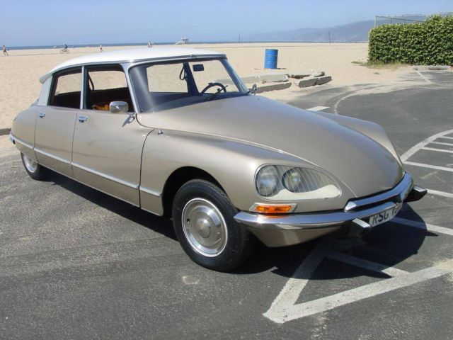1974 Citroen Other DS20 Pallas