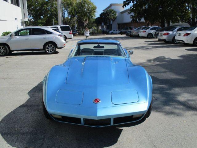 1974 Corvette 2 Door T-TOP L84 W/MUNCIE 4 Speed ...