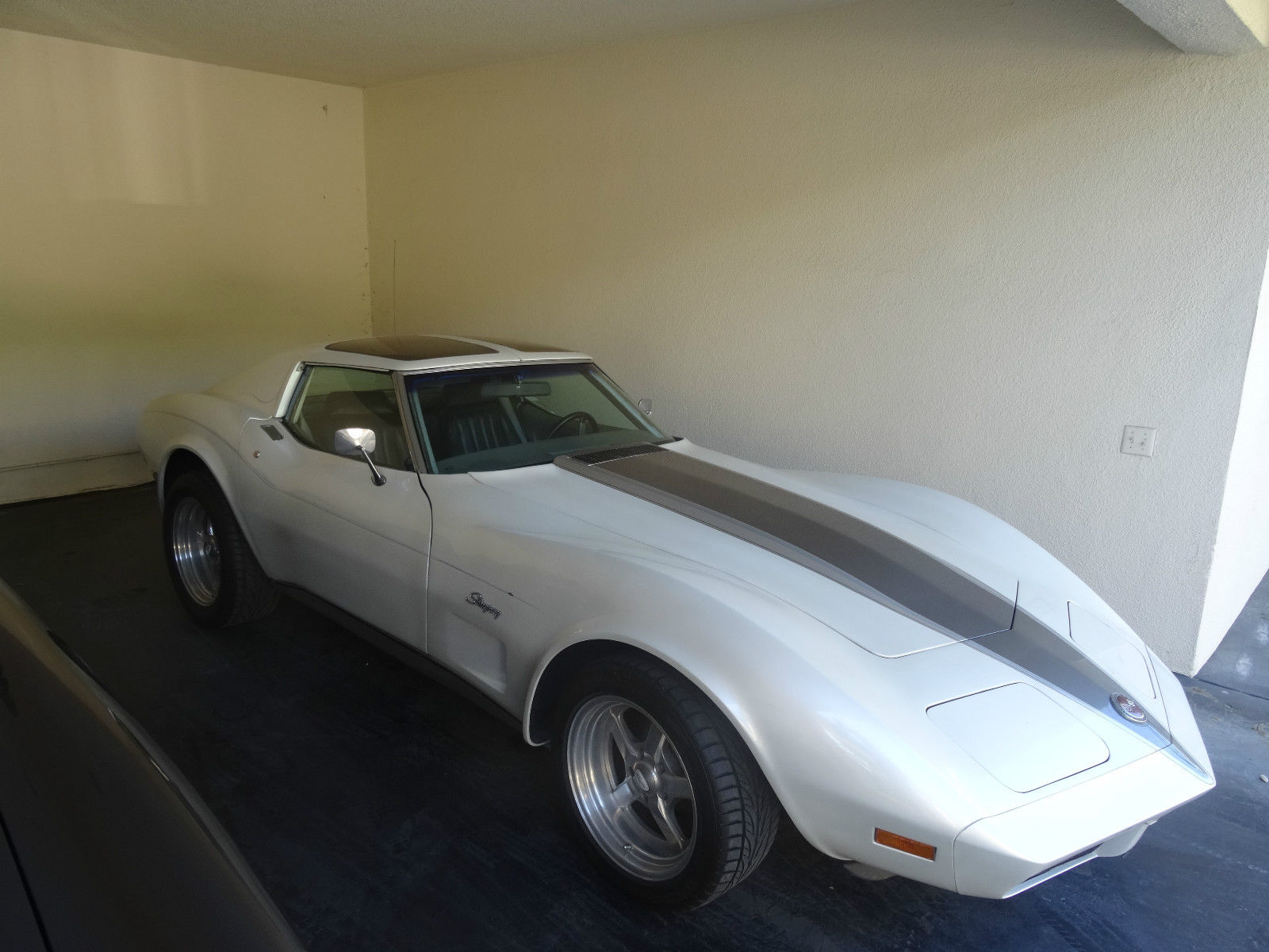 1974 Chevrolet Corvette T-Top targa