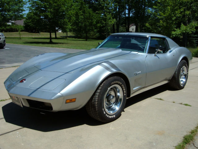 1974 Chevrolet Corvette LT1