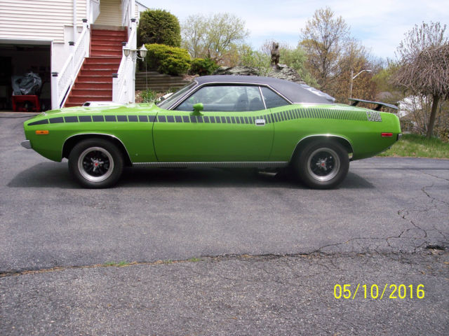 1974 Plymouth Barracuda Cuda
