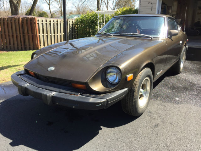 1974 datsun 260z nissan z series good condition nice project 240z 280z s30 for sale photos. Black Bedroom Furniture Sets. Home Design Ideas
