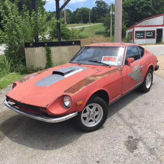 1974 datsun 260z with 318 v8 motor for sale photos technical specifications description. Black Bedroom Furniture Sets. Home Design Ideas