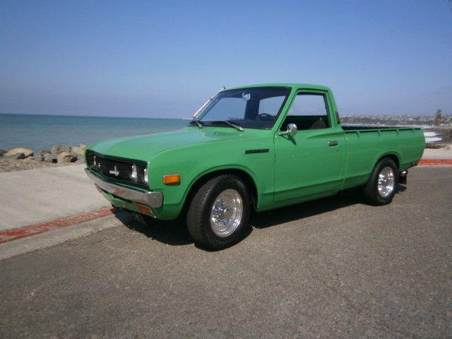 1974 Datsun 620 Pickup Truck Restored For Sale Photos Technical Specifications Description