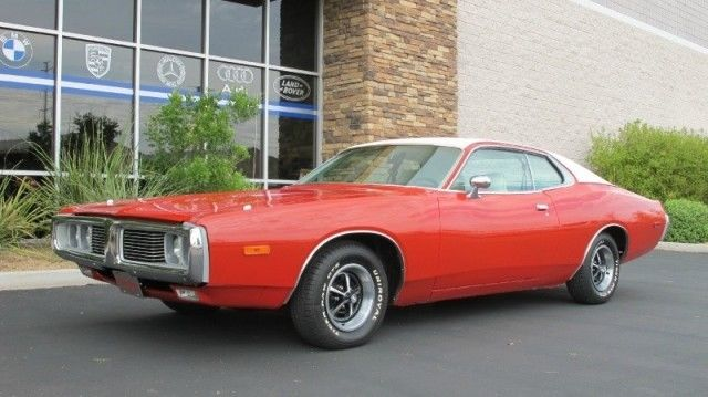 1974 Dodge Charger 318Ci