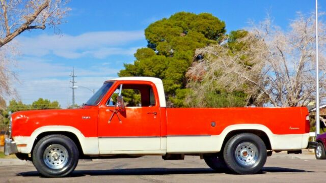 1974 Dodge Other Pickups Hot Rods, Project, D100 Series, D200, Ram,