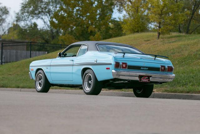 1974 Dodge Dart Sport Demon 318 V8 Correct Color Of Powder
